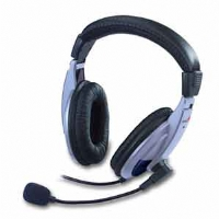 Genius - HS-04A - Stereo PC Headset - More Info