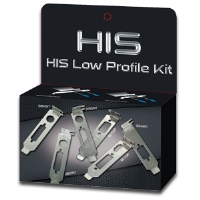 HIS H6LPK Low Profile Bracket Kit - More Info