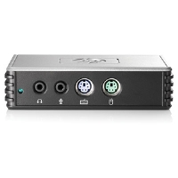 HP MultiSeat t100 WB216AT Thin Client - More Info