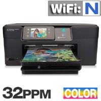 HP C309G CD055AR Photosmart Premium Printer
