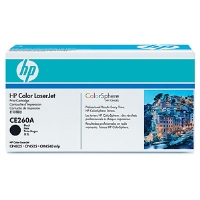 HP LaserJet CE260A Black Print Cartridge - More Info