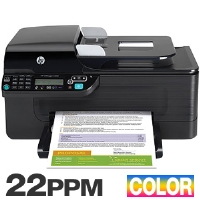 HP 4500 CB867A Officejet All-in-One Color Inkjet P
