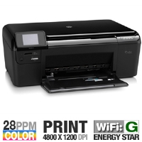 HP B209A Photosmart Color Inkjet Printer (Refurb) - More Info