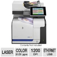 HP LaserJet Enterprise 500 Color Printer