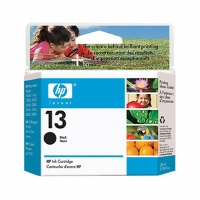 HP 13 Black Ink Cartridge - More Info