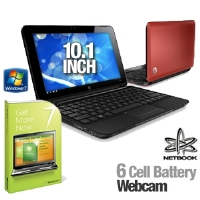 HP Mini 210-1090NR Netbook & Windows 7 Upgrade