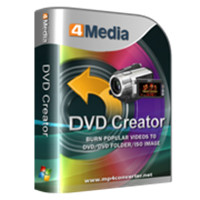 4MEDIA DVD CREATOR 6 - More Info