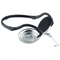 Genius HS-02N Headset With Volume Control - More Info