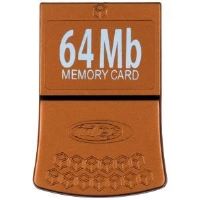INTEC G5140 GameCube Memory Card - More Info
