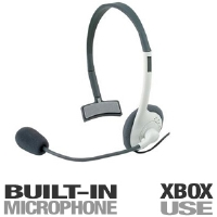 Intec G8620 Xbox 360 Max Live Headset - More Info