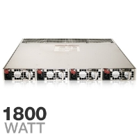 iStarUSA 1800-Watt 1U Redundant Power Supply