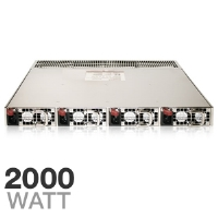 iStarUSA 2000-Watt 1U Redundant Power Supply