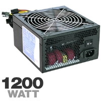 iStarUSA TC1200PD1 Quiet Power Supply