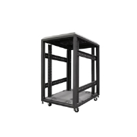 iStarUSA WX-158 15U 4-Post Open Frame Rack - More Info