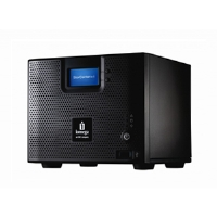 Iomega 34549 StorCenter ix4-200d NAS Server - More Info
