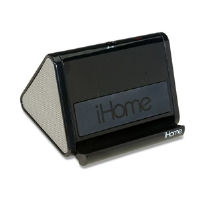 iHome iHM2B Portable MP3 Speaker System - More Info