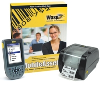 Wasp MobileAsset, Mobile Computer, Barcode Printer - More Info
