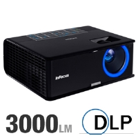 InFocus IN2116 Network WXGA Projector - More Info
