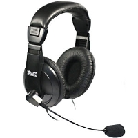 Klip Xtreme KSH-300 Close Ear-Cup Stereo Headset - More Info