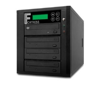 Ily Spartan Pro Fortress 1:3 CD/DVD Duplicator - More Info