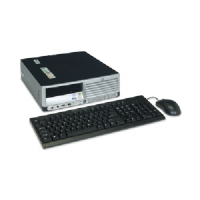 HP Compaq dc7100 Desktop Computer (Off-Lease) - More Info