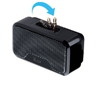 iLuv i209 Mini Portable Stereo Speakers - More Info