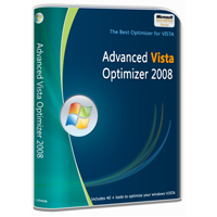 ADVANCED VISTA OPTIMIZER 2008 - More Info