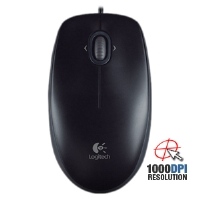 Logitech 910-001600 M110 Optical Mouse - More Info