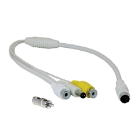 Lorex CVA6934R RCA 6 Pin Din Converter Cable - More Info