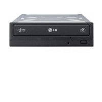 LG GH22NS50B DVD Writer - More Info