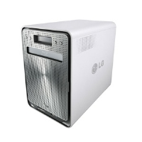 LG N4B2N 4-Bay NAS Enclosure with Blu-Ray Burner - More Info