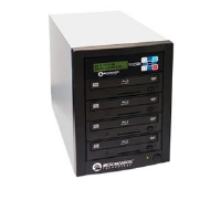 Microboards 1:4 CW Blu-Ray Duplicator w/ 500GB HD - More Info