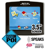 Magellan Maestro 3250 GPS (Refurbished) - More Info