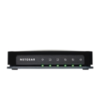 Netgear GS605AV Home Theater and Gaming Network Sw - More Info