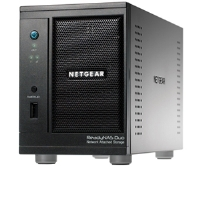 Netgear RND2210 ReadyNas Duo Network Server - More Info