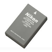Nikon EN-EL9A Rechargeable Li-ion Battery - More Info