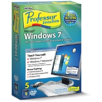Individual Software Professor Teaches Windows 7
