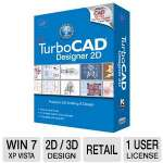 IMSI TurboCad Designer 2D V17 Software