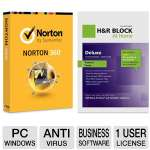 Symantec Norton 360 2013 Antivirus License Bundle