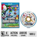 Nintendo New Super Mario Bros U Wii U Game