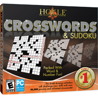 HOYLE CROSSWORDS AND SUDOKU - More Info