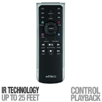 NYKO 83041 PS3 BluWave IR Remote - More Info