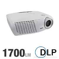 Optoma HD20 DLP Home Theater Projector - More Info