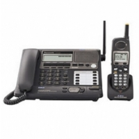 Panasonic KXTG4500B 5.8GHz 4 Line Phone