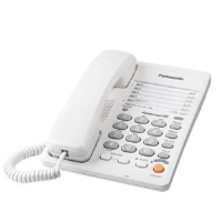 Panasonic KX-TS105WH Corded Phone System