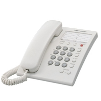 Panasonic KX-TS550W Corded Phone System