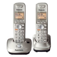 Pansonic KX-TG4012N Cordless Phone with 2 handset