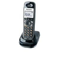 Panasonic DECT6.0 Accessory Handset TITANIUM