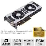 XFX Radeon HD 7950 3GB GDDR5 Double D Video Card