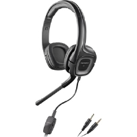 Plantronics .Audio 355 Multimedia Headset - More Info